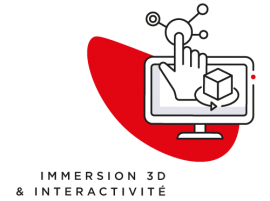 Immersion 3D & Interactive